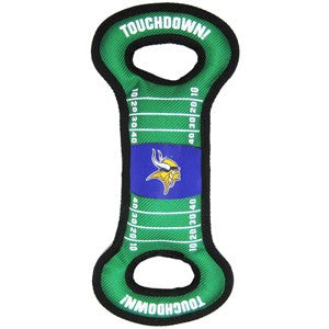 Minnesota Vikings Field Tug Toy