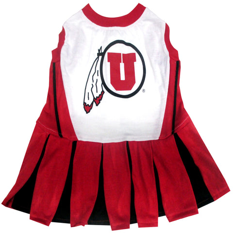 Utah Utes CheerLeading Uniform