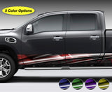 Armor 107 Rocker Panel Decal Kit