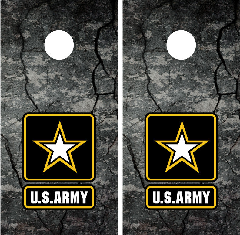 Army Cracked Rock Digital Camo