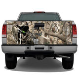 "Bow Hunter Grim Reaper Camo ""Obliteration"" Tailgate Wrap"