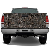 "Camo ""Woodland Ghost"" Tailgate Wrap"