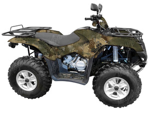 """Chameleon"" Camo ATV Wrap Kit"