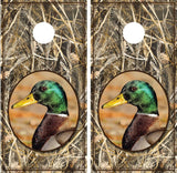 Mallard Duck Tall Grass Camo