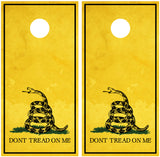 "Gadsden Flag ""Don't Tread On Me"""
