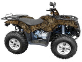 """Grassland"" Camo ATV Wrap Kit"
