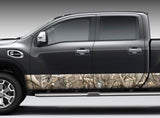 "Camo ""Obliteration"" Rocker Panel Decal Kit"