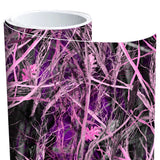 "Camo ""Tall Grass Pink"" Rocker Panel Decal Kit"