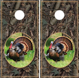 Turkey Camo Background