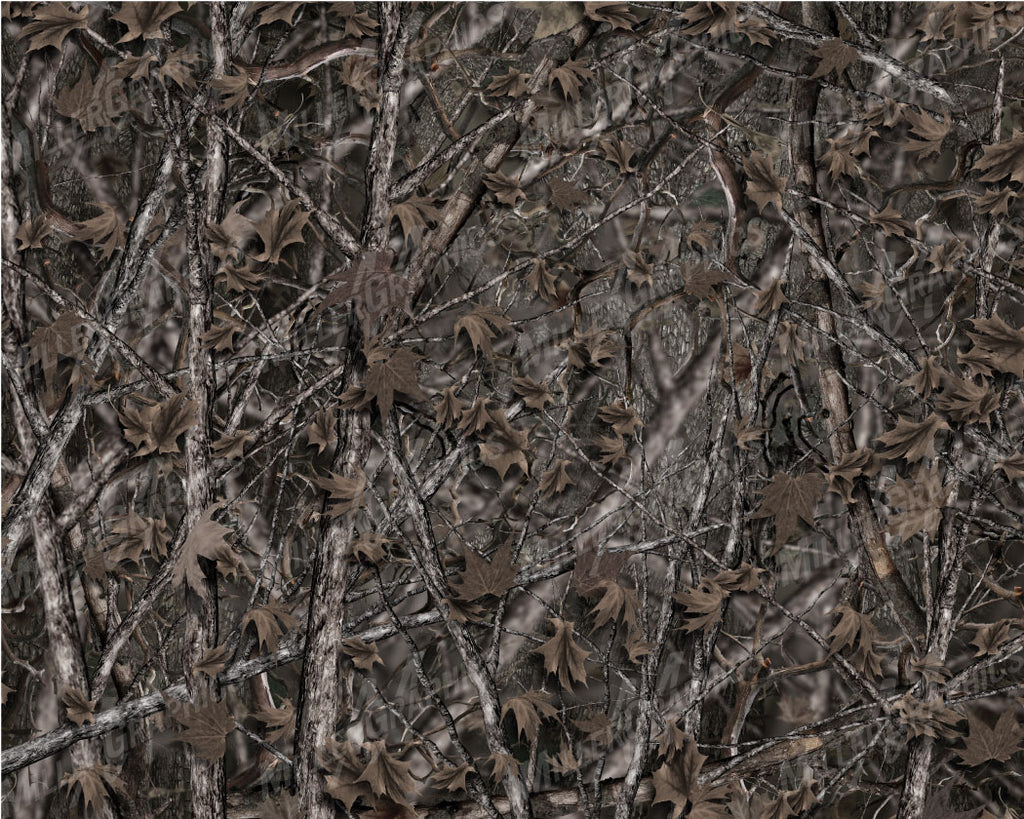 Woodland Ghost Camo Sheet