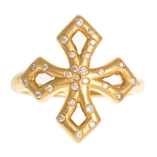 Katie Decker Maltese Ring