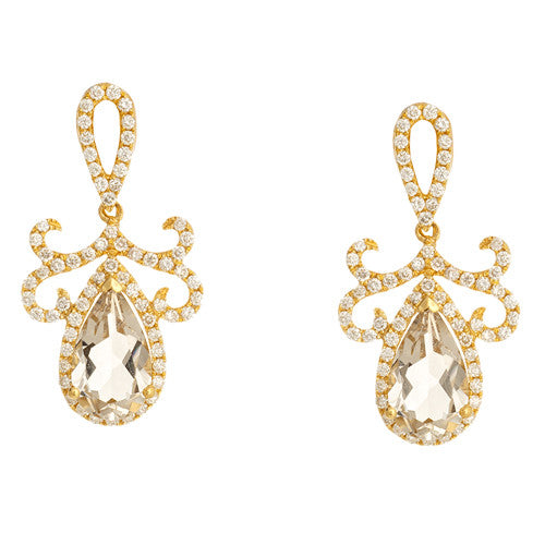 Katie Decker Tudor Earrings