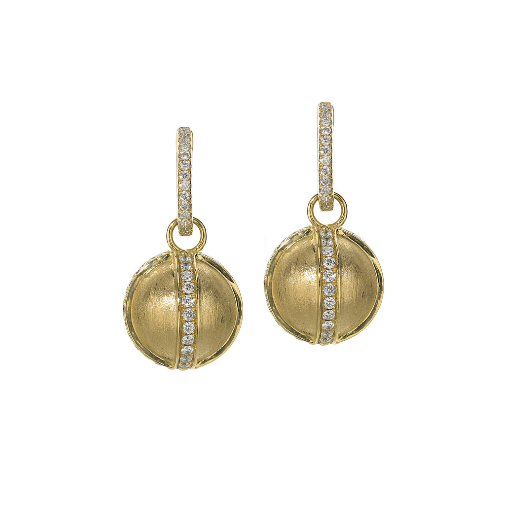 Katie Decker Orb Earrings