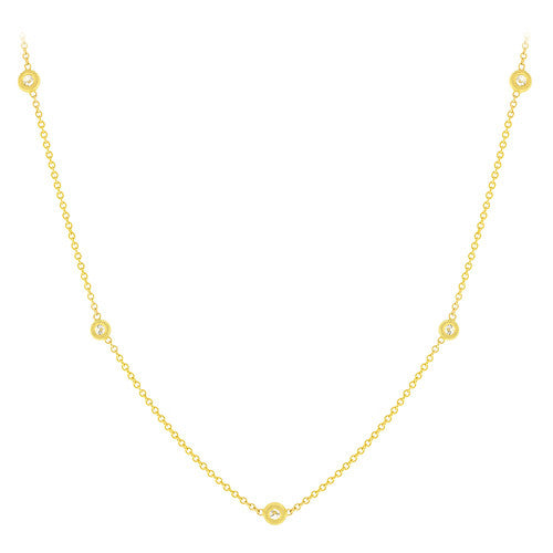 LPL Signature 18kt Yellow Gold Diamond By The Yard