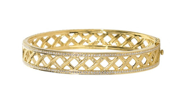 Katie Decker Lattice Bracelet