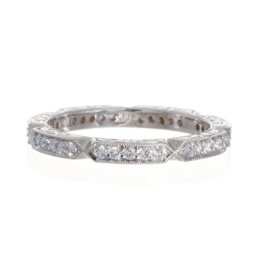 Penny Preville Pave Diamond Deco Band