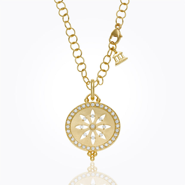 Temple St. Clair 18k Yellow Gold Diamond Sorcerer Enhancer