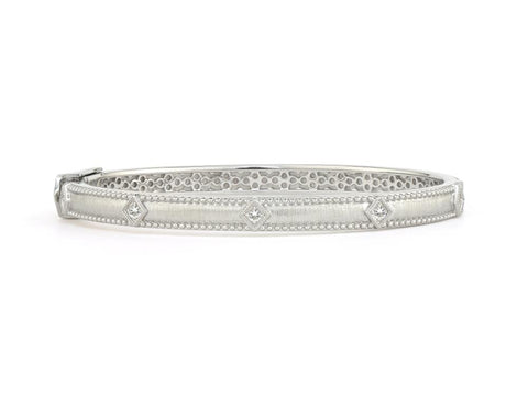 Jude Frances Sterling Silver Kite Bangle