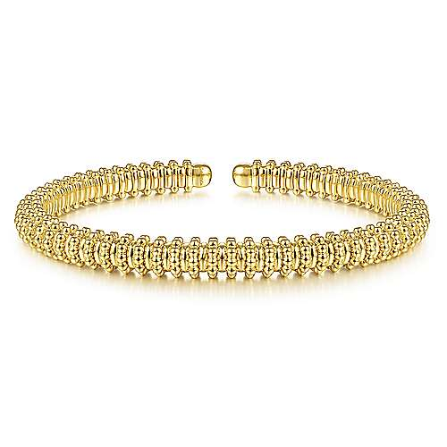 14 karat Yellow Gold Fashion Bangle
