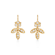 Temple St. Clair 18k Yellow Gold and Diamond Drops