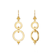 Temple St. Clair 18k Yellow Gold Drops