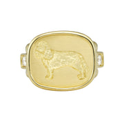 "LPL Signature Collection 18k Yellow Gold ""Finn"" Ring"