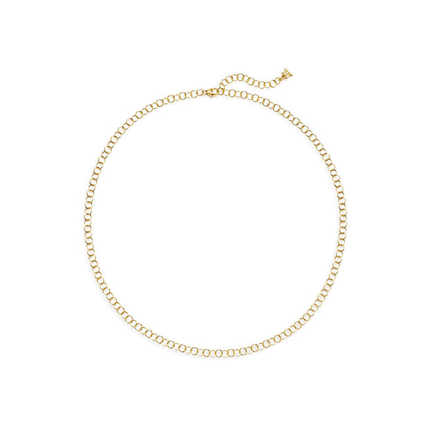 Temple St. Clair 18k Yellow Gold Small Round Chain