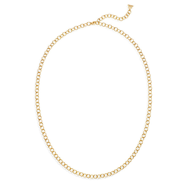 Temple St. Clair 18k Yellow Gold Classic Oval Chain