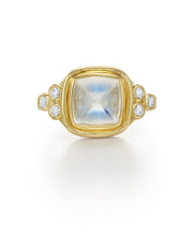 Temple St. Clair 18k Yellow Gold Classic Collina Ring