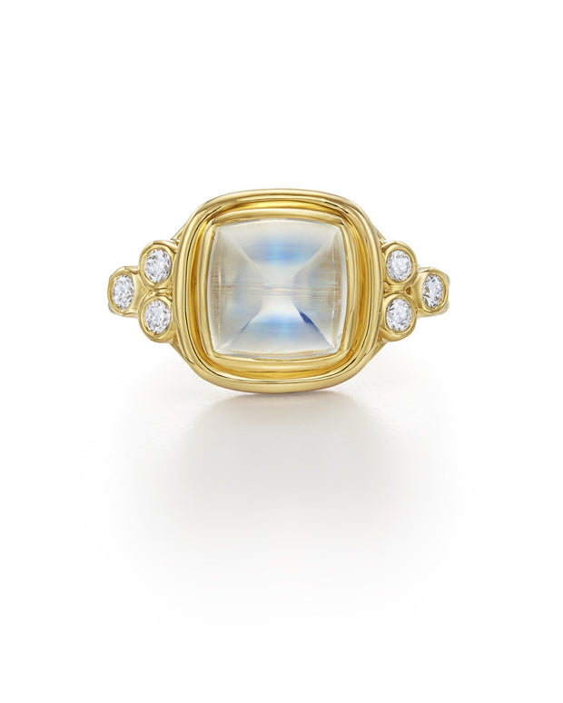 Temple St. Clair 18K Classic Collina Ring