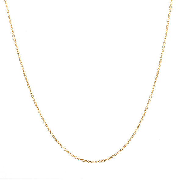 Syna 18k Yellow Gold Link Chain