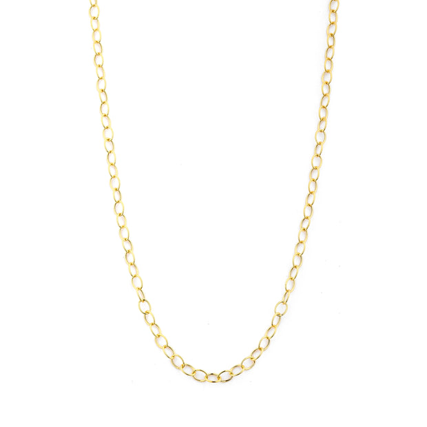 Syna 18k Yellow Gold Medium Link Chain