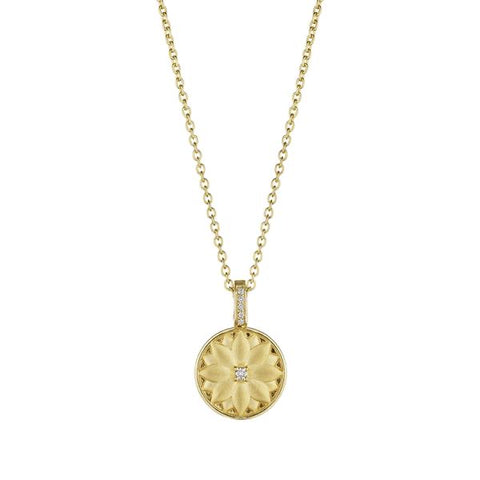 Penny Preville 18k Yellow Gold Diamond Enhancer