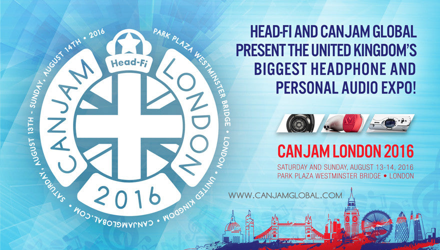 1MORE Steal the Show at CanJam London 2016