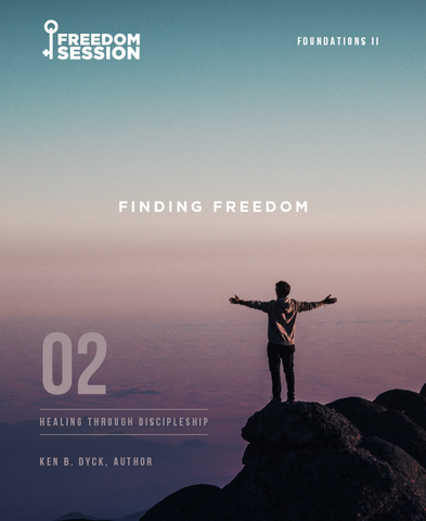 FOUNDATIONS II workbook - Finding Freedom