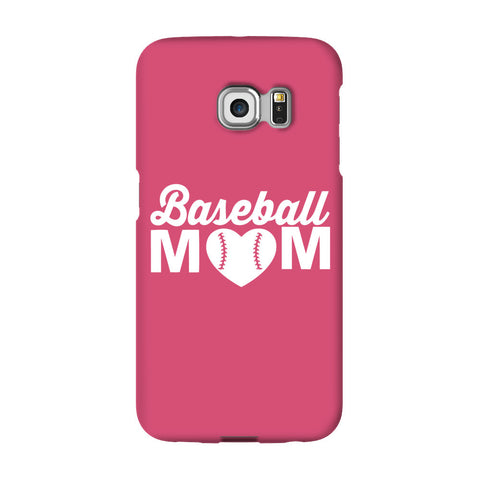 Samsung Galaxy S6 Edge Baseball Mom Phone Case is Here