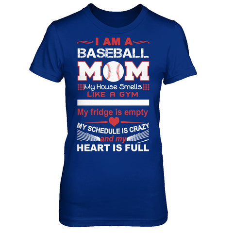 Baseball Mom House Smells Like a Gym