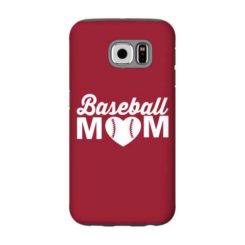 Samsung Galaxy S6 Baseball Mom Phone Case is Here