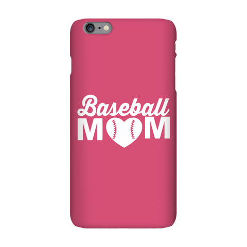 iPhone 6+ Baseball Mom Phone Case is Here