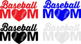 Baseball Mom Car Decal Special