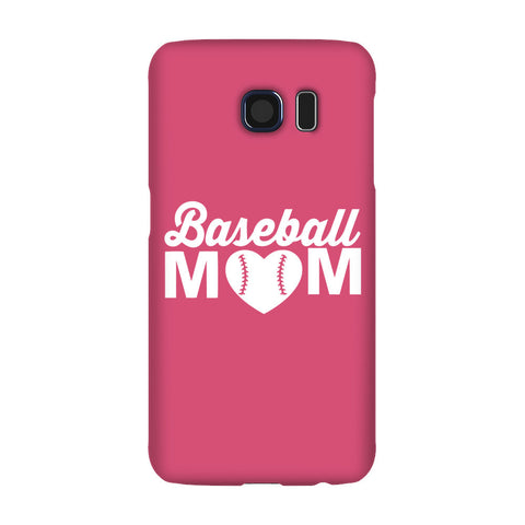 Samsung Galaxy S6 Baseball Mom Phone Case is Here Galaxy s6