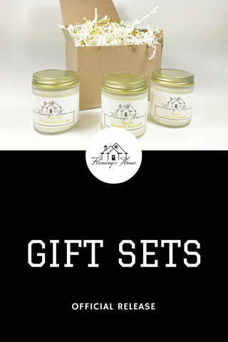 FLEMINGS HOME - Gift Sets Official Release