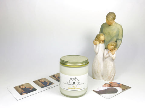 No.11 HARVEST SEASON - SOY CANDLE
