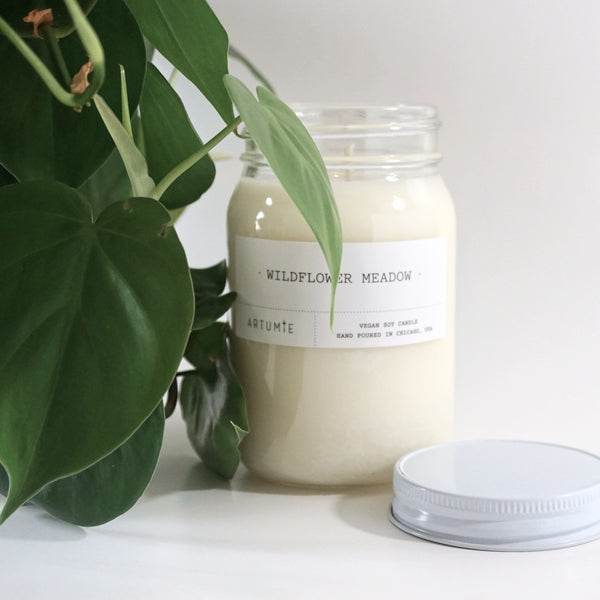 Wildflower Meadow 16 oz Soy Candle