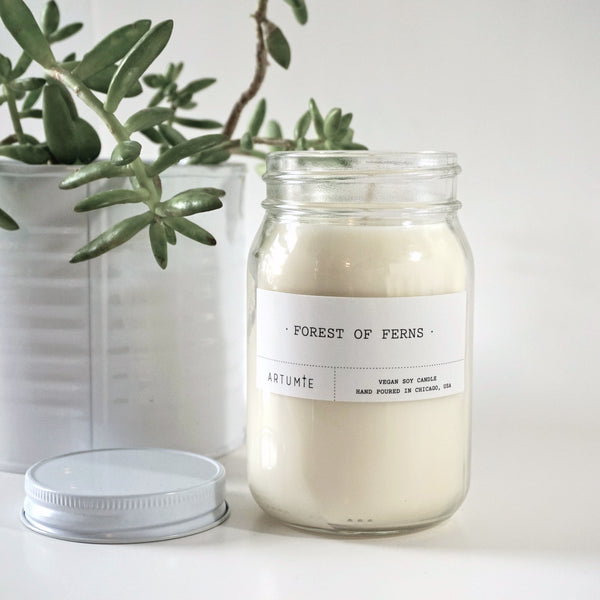 Forest of Ferns 16 oz Soy Candle