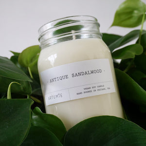 Antique Sandalwood 16 oz Soy Candle