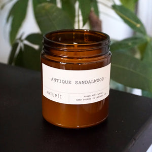 Antique Sandalwood 9 oz Soy Candle