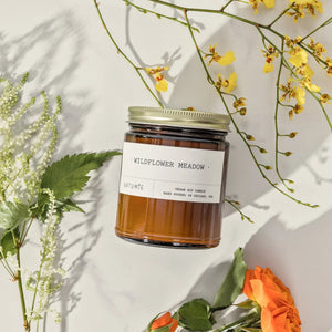 Wildflower Meadow 9 oz Soy Candle
