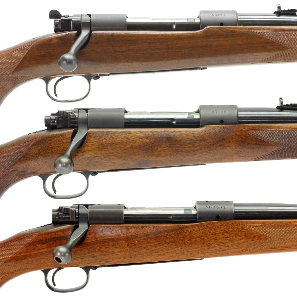 Finding your rifle's place in model 70 production history