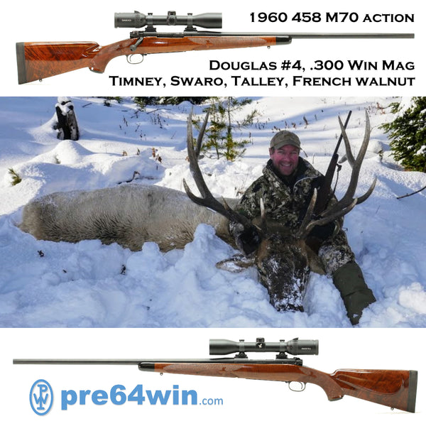 The High Country Rifle